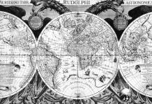 Bản đồ thế giới của Johannes Kepler