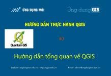hướng dẫn tổng quan về qgis