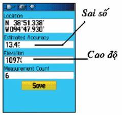 Hướng dẫn sử dụng máy định vị Garmin GPS 78 series (6)