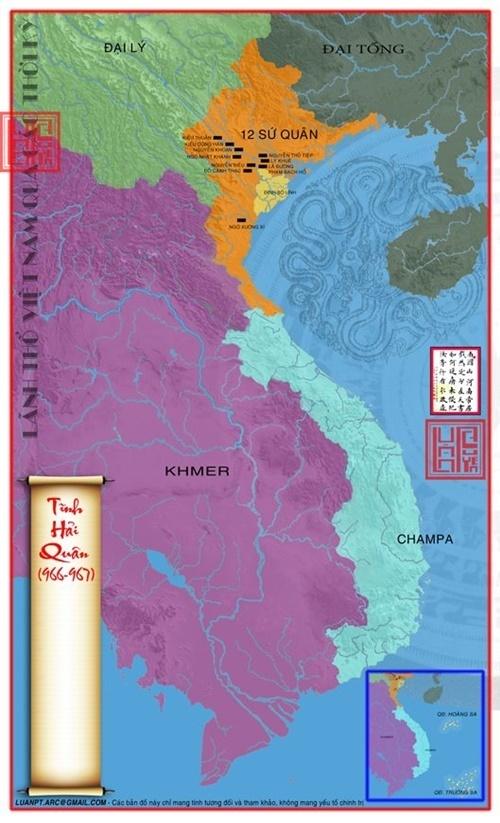 Tĩnh Hải Quân 966 – 967