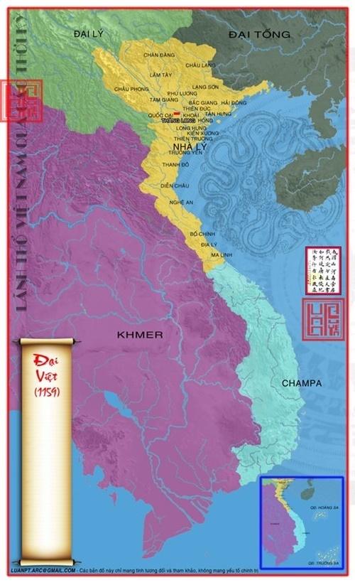 Nước Đại Việt 1159