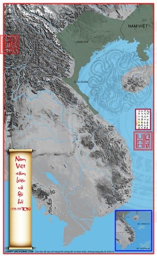 Nam Việt xâm lược và đô hộ 179 – 111 TCN