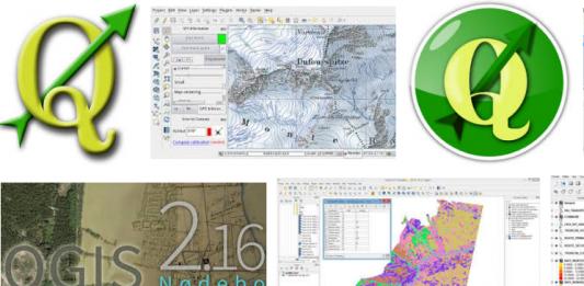 Phần mềm QGIS, hướng dẫn download và cài đặt