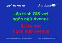 Cấu trúc ngôn ngữ Avenue