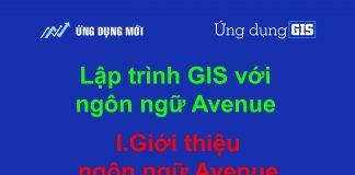 Giới thiệu ngôn ngữ Avenue