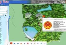 webgis cung cấp thông tin nghĩa trang