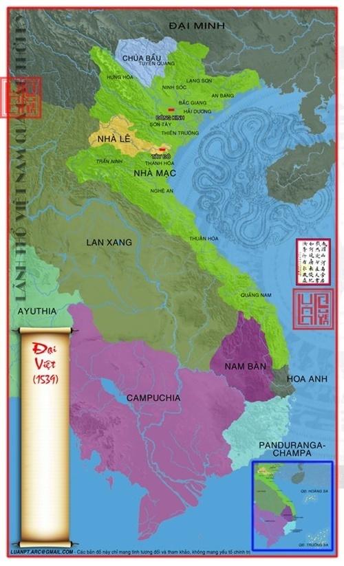 Nguyễn Kim chiếm lại được huyện Lôi Dương ở Thanh Hóa