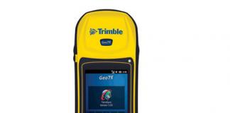 Máy định vị GPS cầm tay Trimble Geo 7x