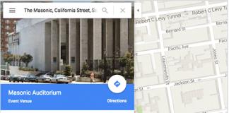 Thủ thuật google maps
