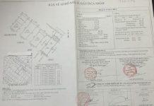 Bản vẽ hoàn công công trình (Ảnh: internet chỉ mang tính minh họa)